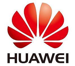 華為logo豎版圖片