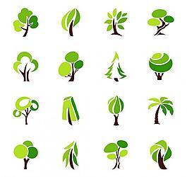 樹木圖標圖片
