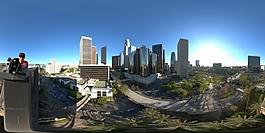 HDR楼顶环境贴图