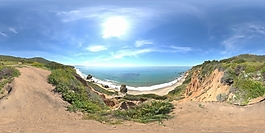 HDR崖边环境贴图
