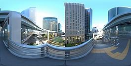 HDR天桥环境贴图