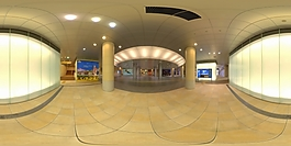 HDR展馆环境贴图