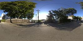HDR道路环境贴图