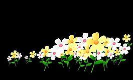 花朵动画素材图片