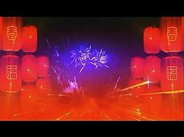 春节元素视频素材图片