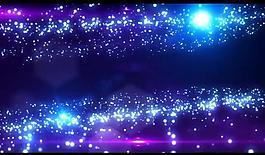 炫彩光效視頻素材圖片