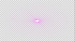 透明鏡頭光暈素材
