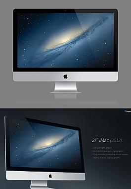 苹果电脑物料素材贴图