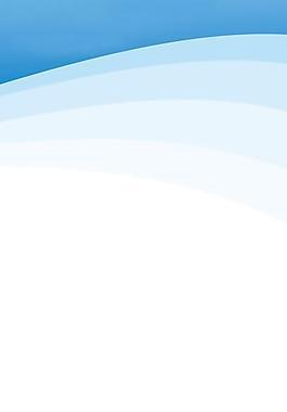 蓝色背景 x展架图片