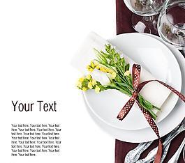 西餐餐具高檔餐具圖片