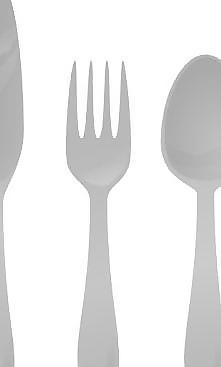 moself餐具剪貼畫