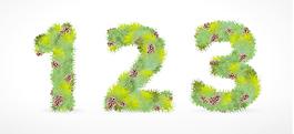 28系列矢量字體設計