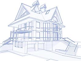 建筑系列矢量5