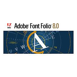 Adobe字体开本