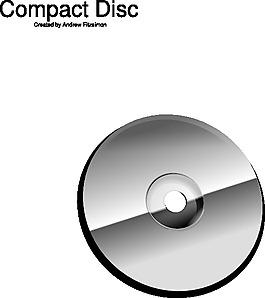 CD ROM光盘剪辑艺术