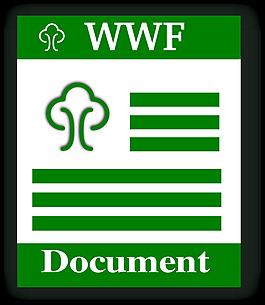 WWF格式圖標
