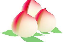 桃子--ai格式圖片