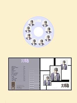 光碟设计图片