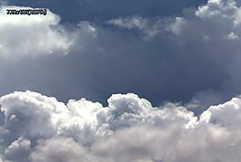 云朵視頻素材