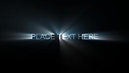 AE特效-發光文字