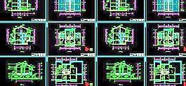 高檔別墅設計圖