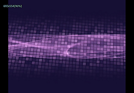 紫色網格特效