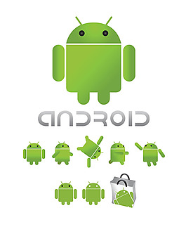 Android矢量標志