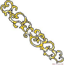 ai格式傳統花紋