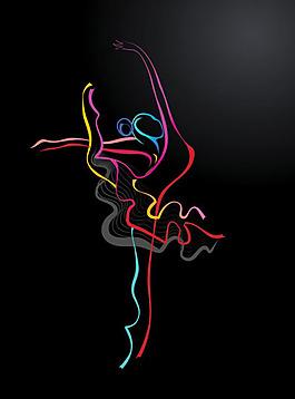 色彩的舞蹈