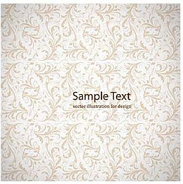 古典歐式花紋底紋墻紙壁紙裝飾效果