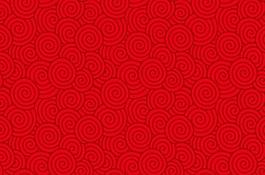 紅色奧運祥云背景設計矢量素材
