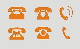電話符號標志