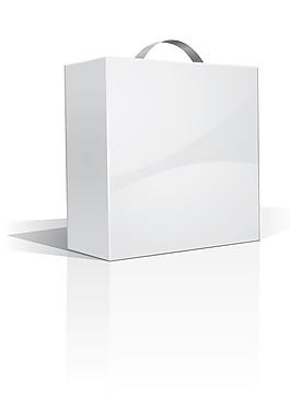 包装模型VI模板