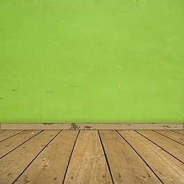 純色背景地板