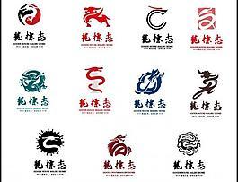 龍標志圖片