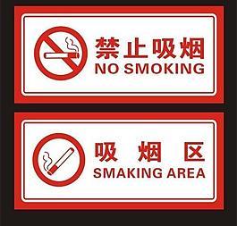 禁止吸烟标识牌图片