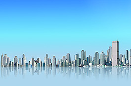 城市  背景  建筑
