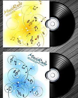 音乐cd封面图片