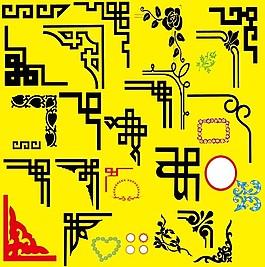中国风 古典 边框