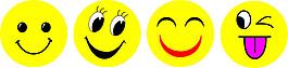 可愛笑臉 笑臉 可愛 表情 CDR