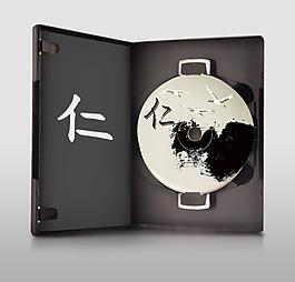CD包装  cd盒子立体包装