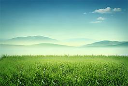 環保綠色背景