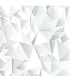 立體的折紙背景