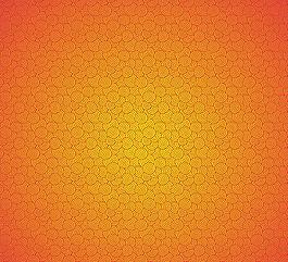金黃色祥云底紋背景矢量素材