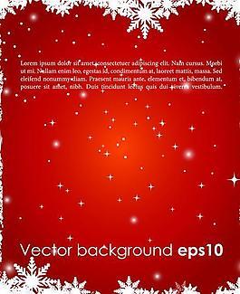 圣誕背景矢量素材圖片