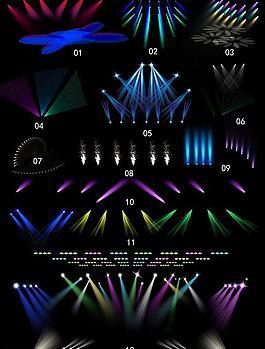 舞台灯光合集图片
