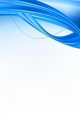 藍色展板 藍色展架圖片