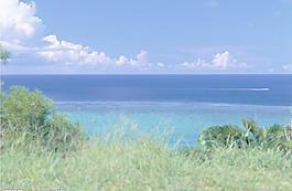 蔚藍的大海圖片