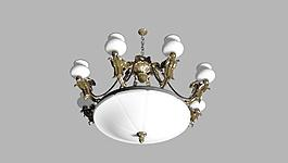 chandelier 51 白色吊燈 吊燈