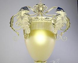 Chandelier Foler 金屬花型吊燈 吊燈